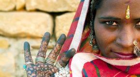 mujer India - 5 contrastes de la India