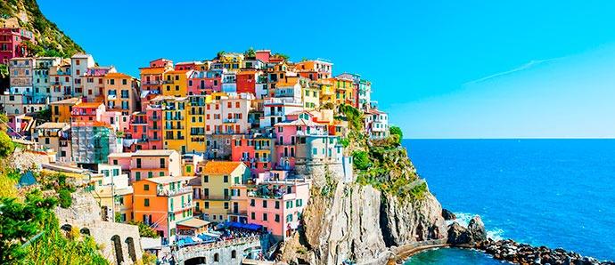 5 lugares para enamorarse de Italia