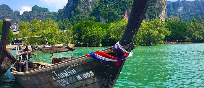 Railay Beach, Tailandia