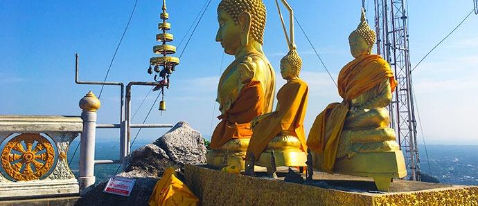 templo del tigre, tailandia