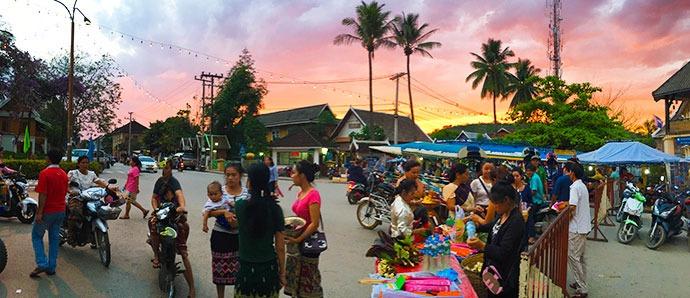 Luang Prabang, la ciudad de Laos patrimonio de la humanidad