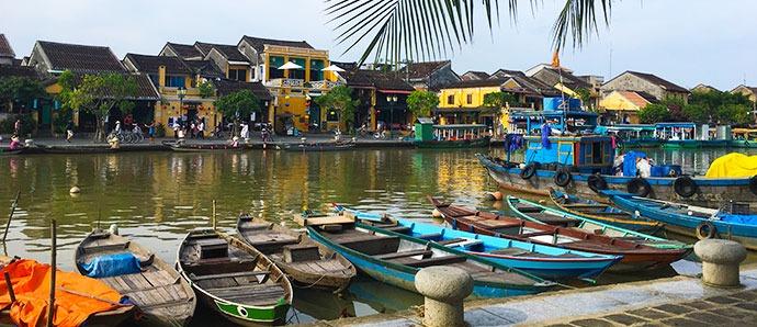 Hoi An, la ciudad patrimonio de la humanidad de Vietnam