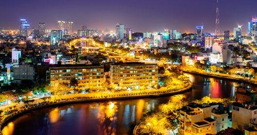 Ho Chi Minh, la antigua Saigón