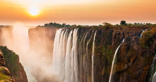 Cataratas Zimbabwe - Sudáfrica