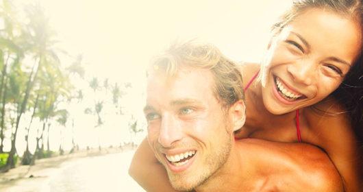 10 Lugares increíbles para viajes de novios