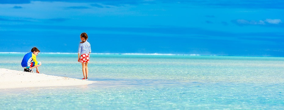 Los mejores destinos para unas vacaciones baratas con niños