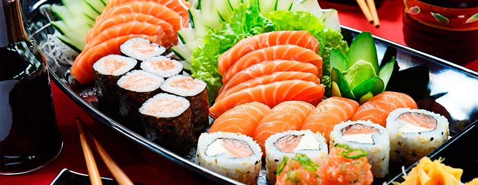 Tres maneras de comer en Japón