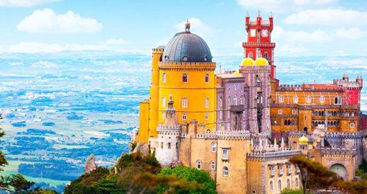 Sintra: todos los cuentos de hadas en Portugal