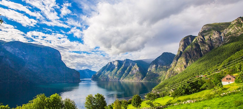 Viajar a países nórdicos