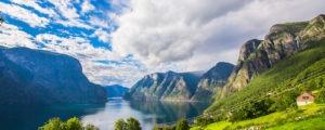 Viajar a países nórdicos para relajarse y desconectar