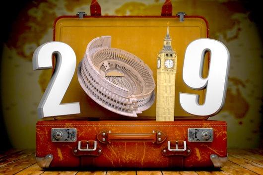 Los mejores viajes para el 2019 | Disfruta de experiencias únicas todo el año