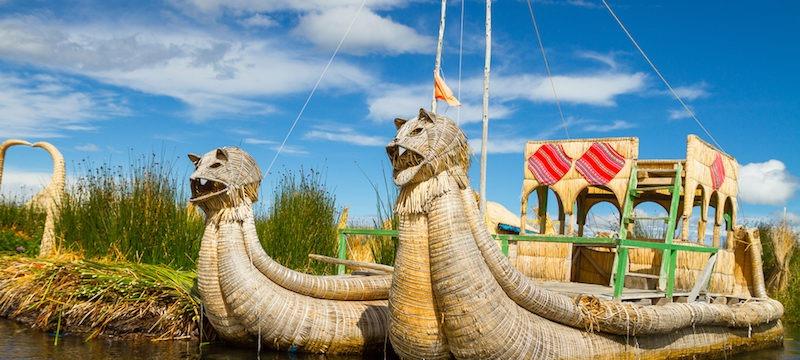 los misterios del lago titicaca