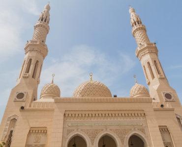 Mezquitas de Dubái