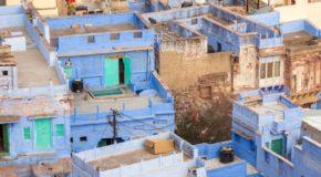 ciudad azul india