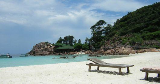 Las mejores playas de Malasia