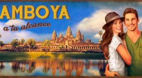 cuándo viajar a Camboya