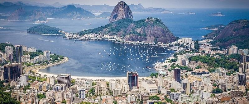 cuándo viajar a Brasil