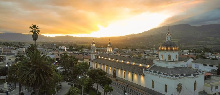 cuándo viajar a Ecuador
