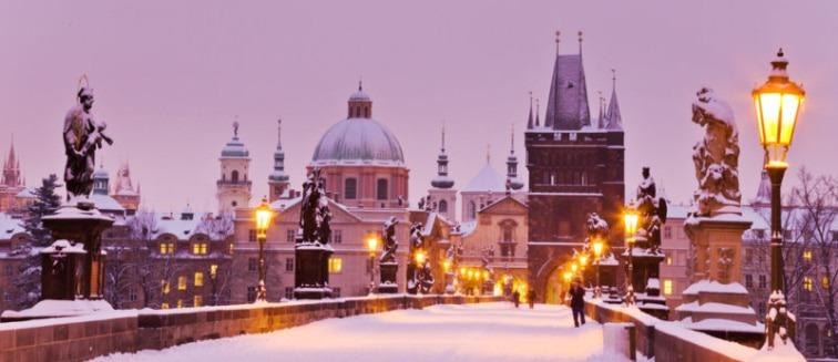cuándo viajar a República Checa