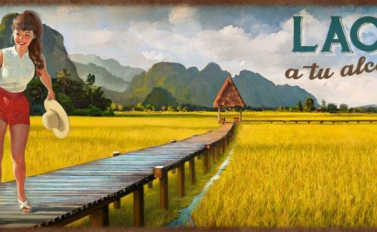 cuándo viajar a Laos