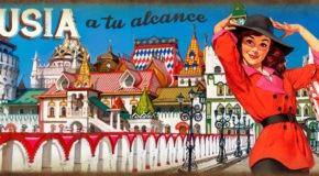 cuándo viajar a Rusia