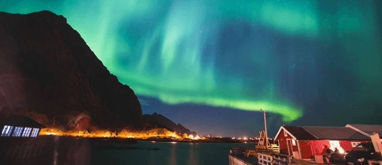 cuándo ver auroras boreales
