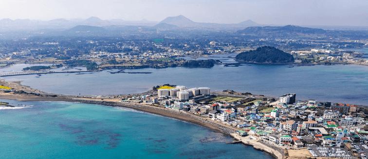 mejor época para viajar a Jeju Island