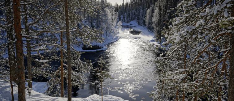 Mejor época para visitar los parques nacionales de Finlandia
