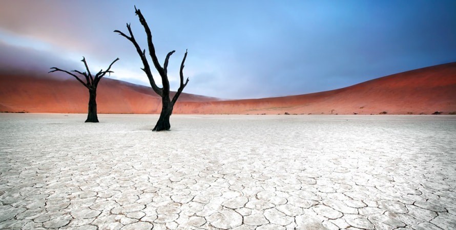 qué ver en Namibia