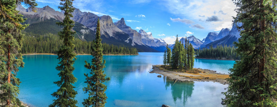 los lagos más bonitos del mundo