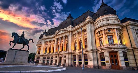 qué ver en Bucarest