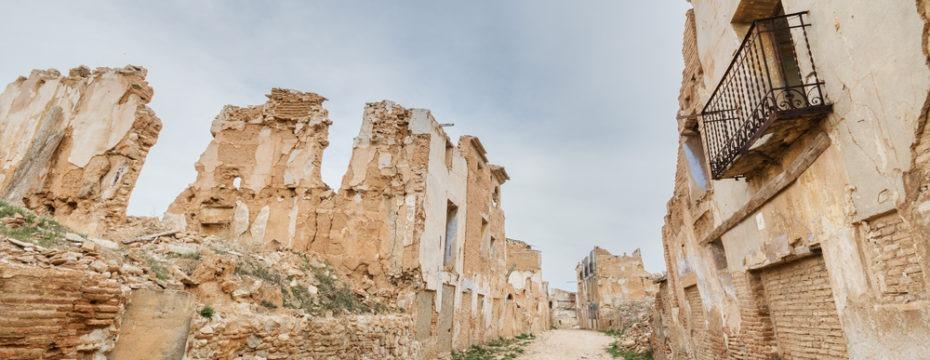 Lugares abandonados más terroríficos