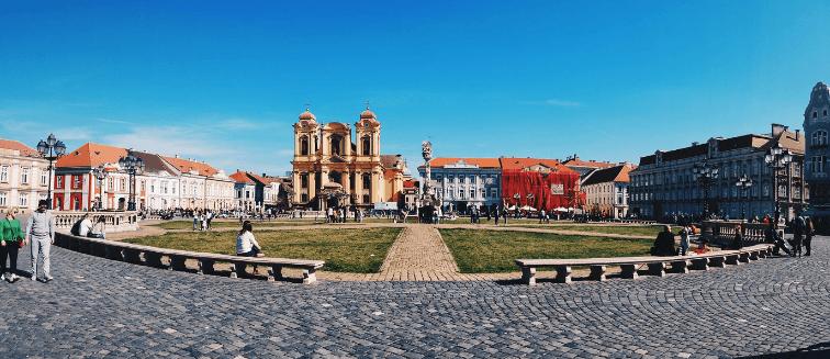 cuándo viajar a Timisoara