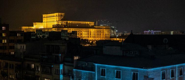 Parlamento en Bucarest