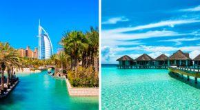 combinado dubai maldivas
