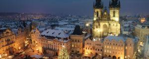 donde viajar en Navidad