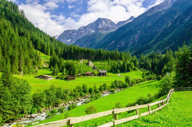Austria en verano