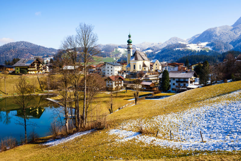 cuándo viajar a Austria