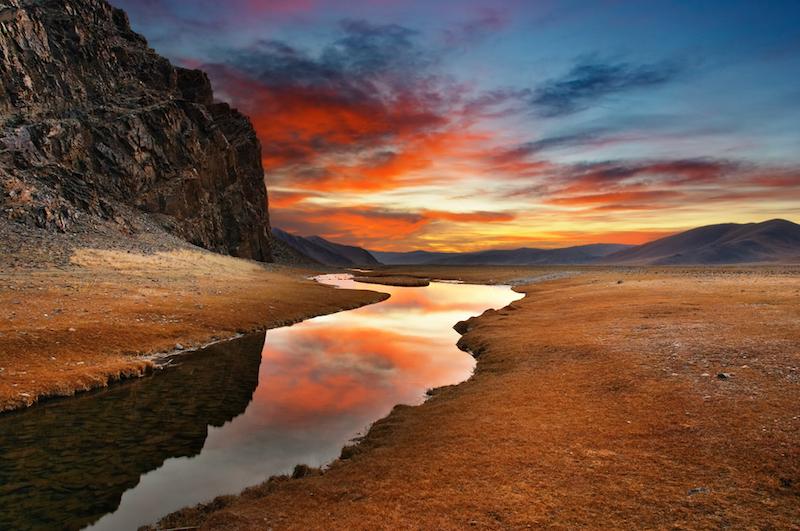 cuándo viajar a Mongolia