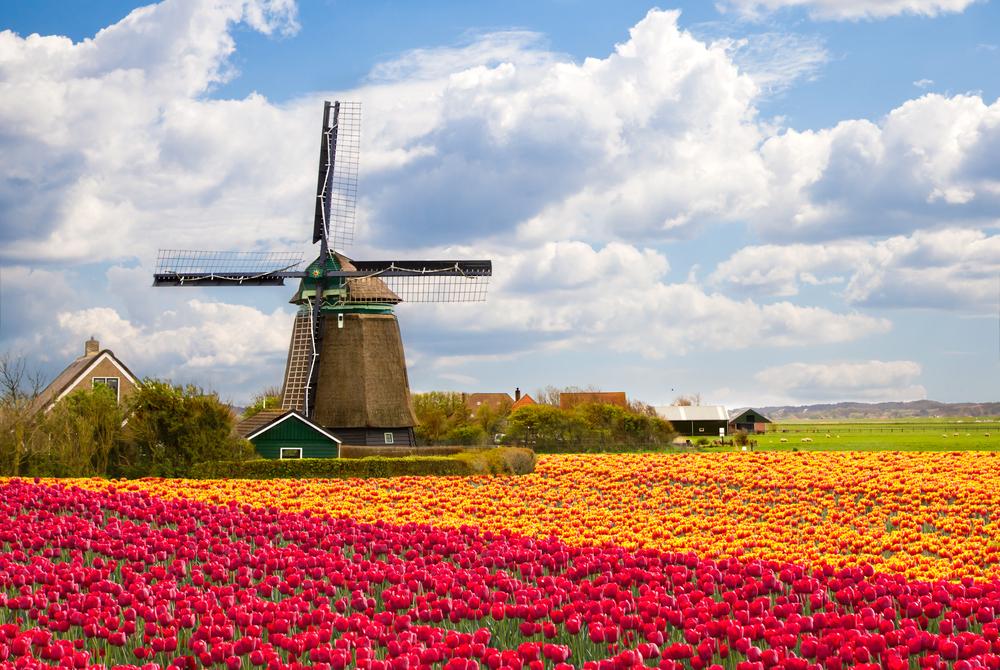 mejor época para viajar a Holanda