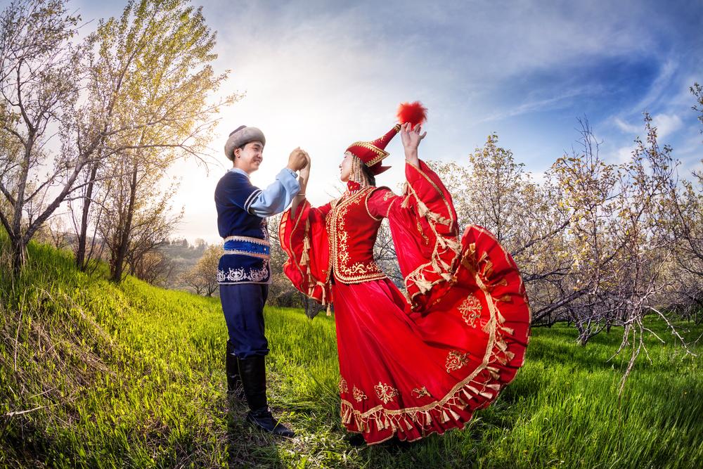 cuándo viajar a Kazajistán