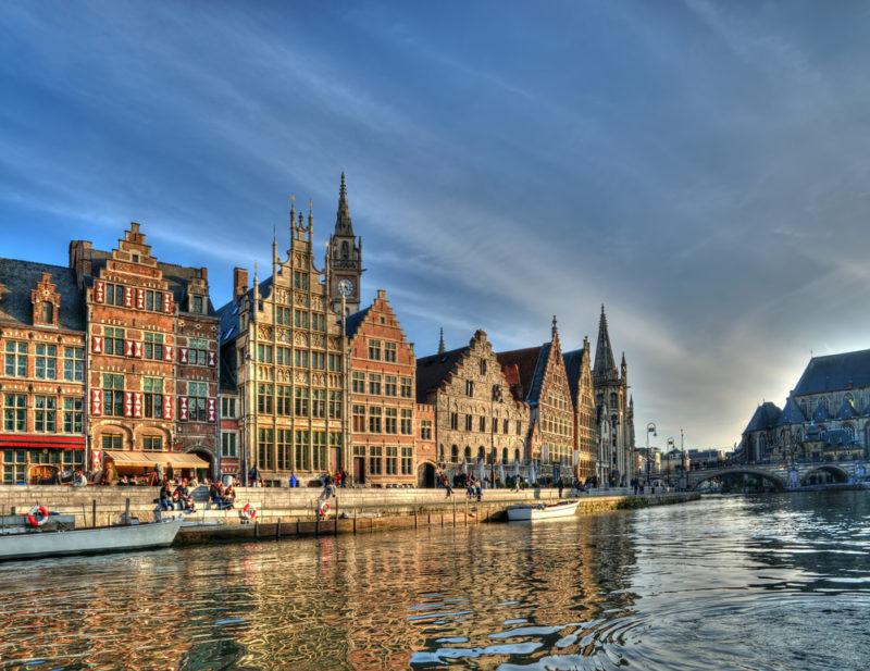 mejor época para viajar a Bélgica