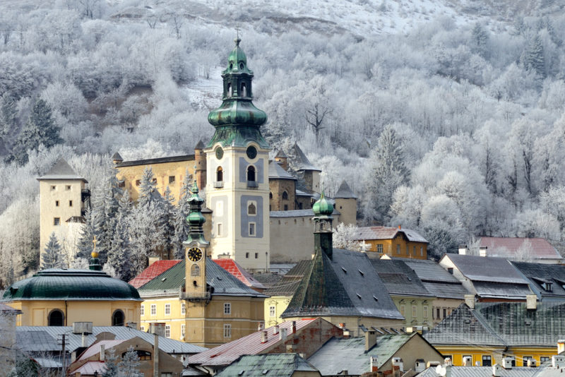 mejor época para viajar a Eslovaquia