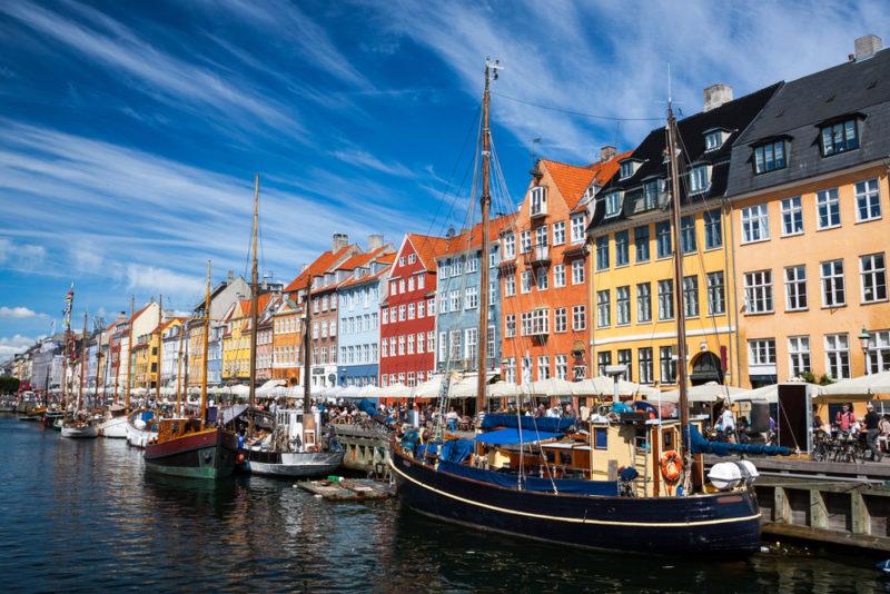 mejor época para viajar a Dinamarca