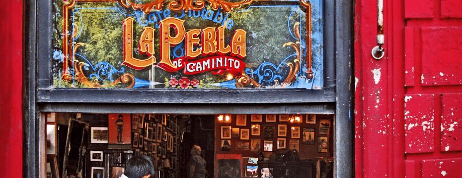 Viaja a Argentina desde tu casa.