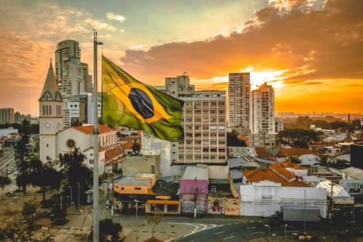 Viaja a Brasil desde tu casa.