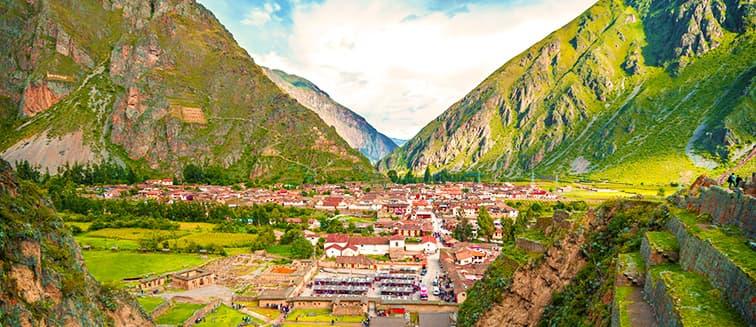 viajes en otoño: Perú