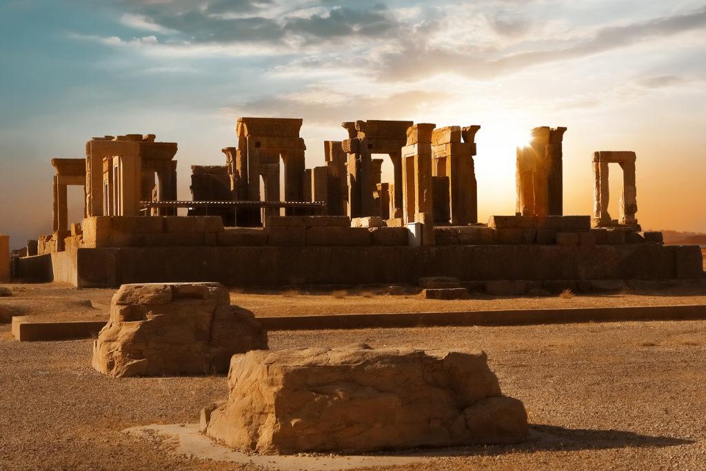 que ver en Irán, Persepolis