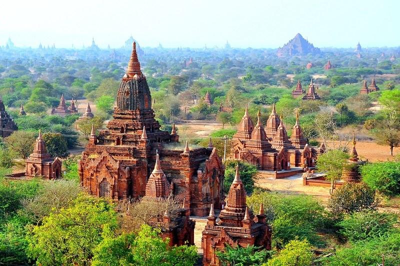 qué ver en Myanmar