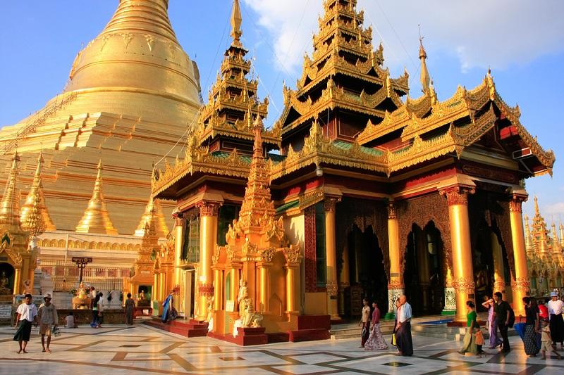 qué ver en Myanmar, Yangon